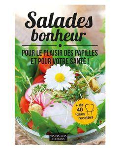Cadeaux Livres: Salades bonheur