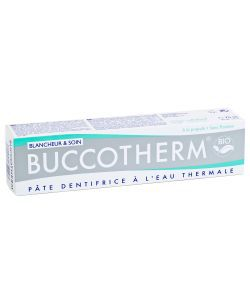 Les incontournables: Dentifrice Blancheur & Soin