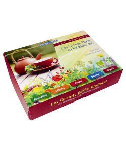Cadeaux Livres: Coffret Les grands Elixirs en infusions