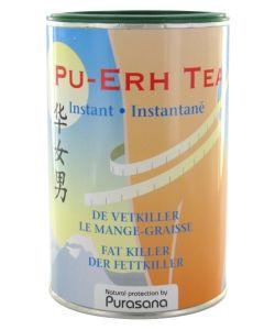 Minceur: Pu-erh Tea instantané (boisson mange-graisse)