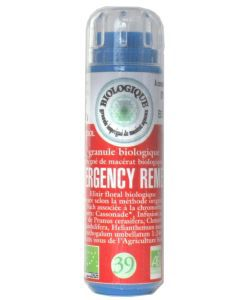Fleurs de Bach: Complexe n°39 Emergency Remedy/Rescue (sans alcool)