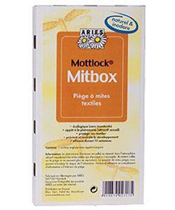 Animaux & Maison: MottLock Piège à mites textile Mitbox