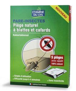 Animaux & Maison: Pare-Insectes Piège naturel à blattes et cafards