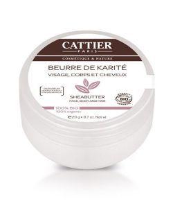 Beauté Hygiène: Beurre de Karité 100 % Bio