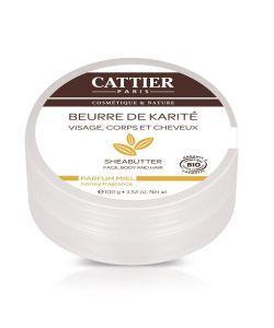 Les incontournables: Beurre de Karité - Parfum Miel
