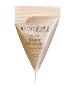 Beauté Hygiène: Masque argile Ghassoul - monodose