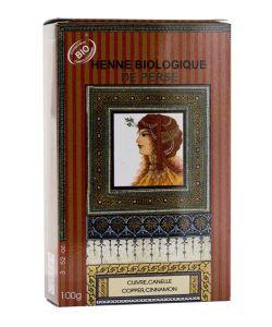 50 +: Henné biologique de Perse - Cuivre