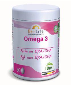 Thérapies naturelles: Omega 3