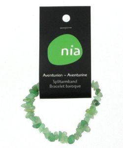 Cadeaux Livres: Bracelet baroque - Aventurine