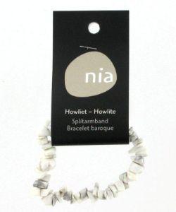 Cadeaux Livres: Bracelet baroque - Howlite