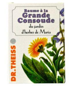 Bien-être Détente: Baume à la Grande Consoude du Jardin d\'herbes de Maria