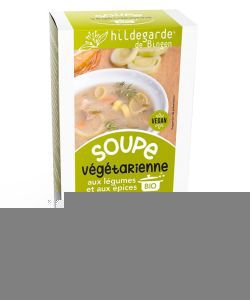 Aliments et Boissons: Soupe végétarienne