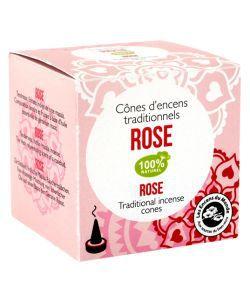 Animaux & Maison: Cônes d\'encens indien rose naturelle