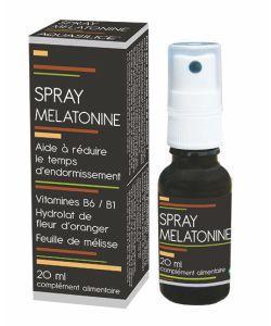 Thérapies naturelles: Spray Mélatonile - 11/2016