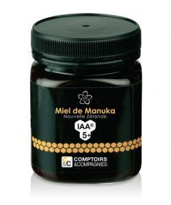 Les incontournables: Miel de Manuka IAA® 5+