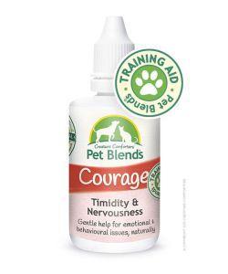 Thérapies naturelles: Mélange Courage