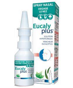 Bien-être Détente: Spray nasal Eucalyplus