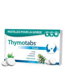 Bien-être Détente: Thymotabs - Fresh