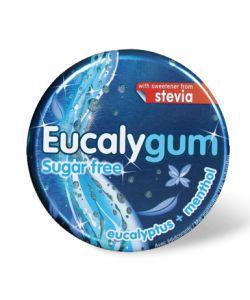 Bien-être Détente: Eucalygum - Sugar free