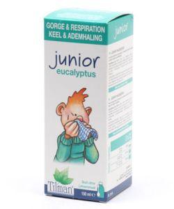 Bien-être Détente: Sirop Junior Eucalyptus