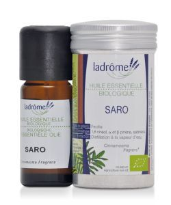 Huiles essentielles: Saro (Cinnamosma fragrans)
