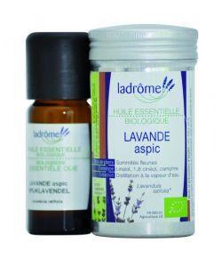 Huiles essentielles: Lavande aspic (Lavandula latifolia)