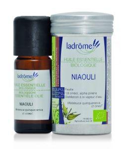 Huiles essentielles: Niaouli (Melaleuca quinquenervia ct cinéol)