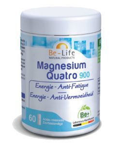 Thérapies naturelles: Magnésium Quatro 900