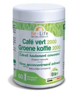 Thérapies naturelles: Café vert 2000