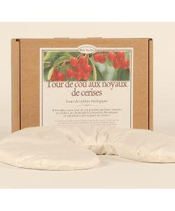 Cadeaux Livres: Tour de cou aux noyaux de cerises