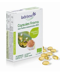 50 +: Capsules Aroma - Digestion et transit