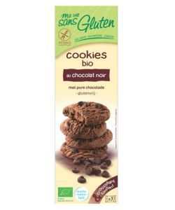 Aliments et Boissons: Cookies au chocolat noir