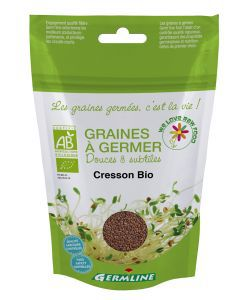 Aliments et Boissons: Graines à germer - Cresson