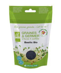 Aliments et Boissons: Graines à germer - Basilic