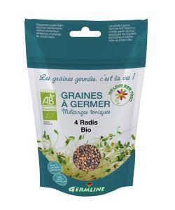 Aliments et Boissons: Graines à germer - 4 Radis