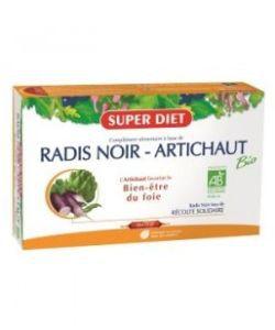 50 +: Radis noir/Artichaut