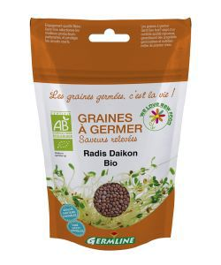 Aliments et Boissons: Graines à germer - Radis Daikon