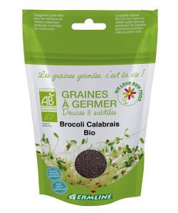 Aliments et Boissons: Graines à germer - Brocoli calabrais
