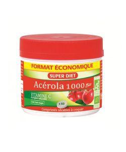 Les incontournables: Acérola 1000 bio