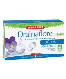 Bien-être Détente: Drainaflore bio