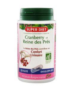 Thérapies naturelles: Cranberry & Reine des près