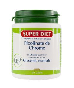 Thérapies naturelles: Picolinate de chrome