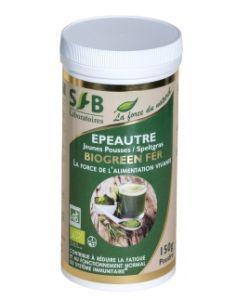 Aliments et Boissons: Jus d\'herbe d\'épeautre - DLUO 07/2017
