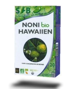 Thérapies naturelles: Noni hawaïen