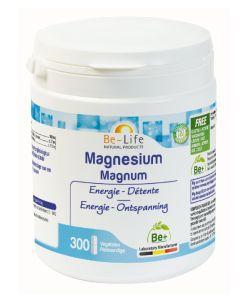 50 +: Magnesium Magnum