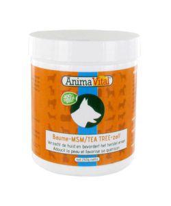 Animaux & Maison: Baume MSM - Tea tree pour chiens