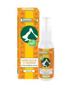 Animaux & Maison: Spray buccal & dentaire