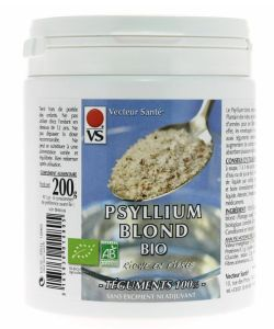 50 +: Psyllium blond - Téguments 100%