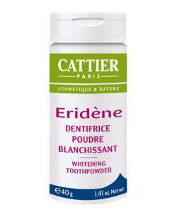 Beauté Hygiène: Eridène - Dentifrice poudre blanchissant