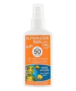 Bien-être Détente: Spray solaire Kids SPF 50